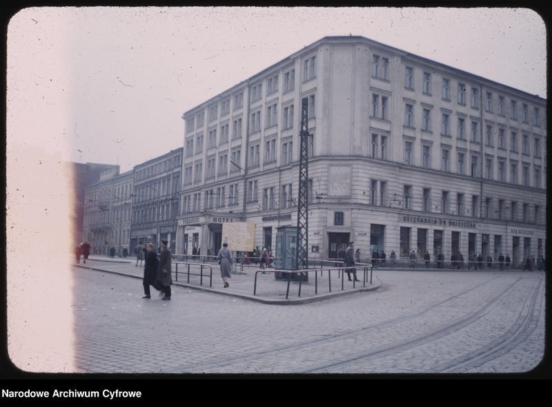 """Obraz 2 z kolekcji """"Poznań 1959"""""""