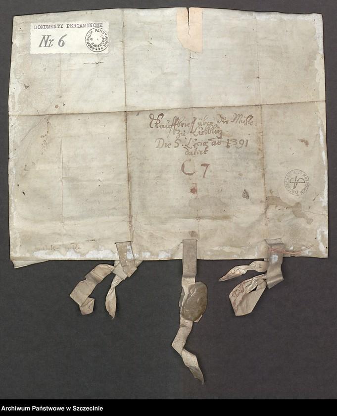 """Obraz 1 z kolekcji """"Święca z Nożyna (Olde Schwentze da Nossin) - A.D. 1391"""""""