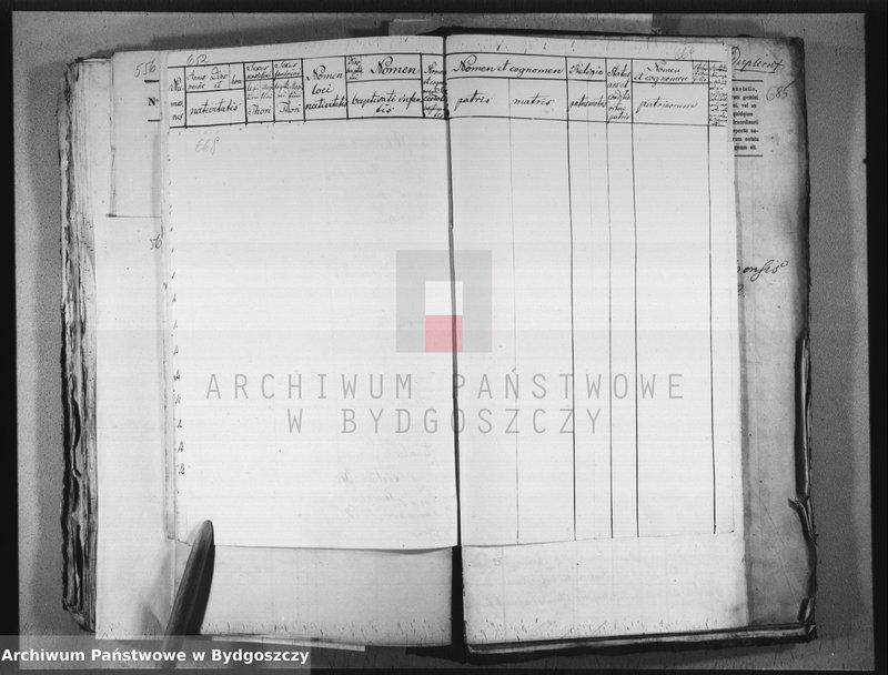 """image.from.team """"Akta metrykalne parafii rzymskokatolickiej w Szubinie"""""""