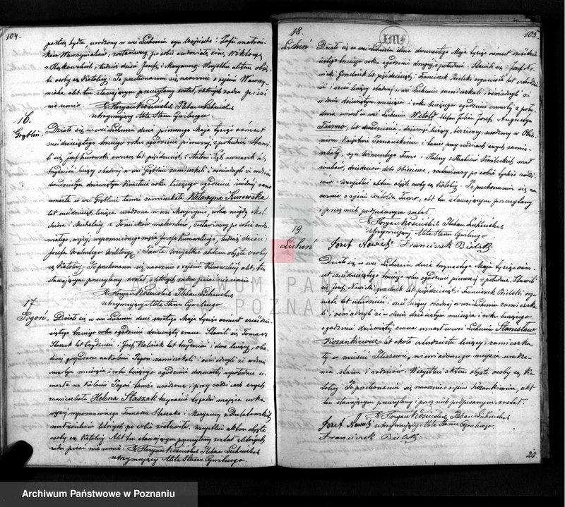 """Obraz 9 z kolekcji """"Polegli i zmarli z ran powstańcy 1863 roku."""""""