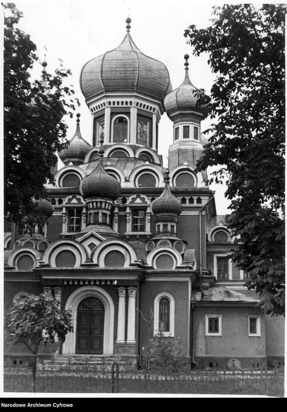 """Obraz 1 z kolekcji """"Cerkwie"""""""