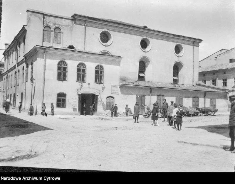 """image.from.unit """"Wielka Synagoga Przedmiejska we Lwowie"""""""