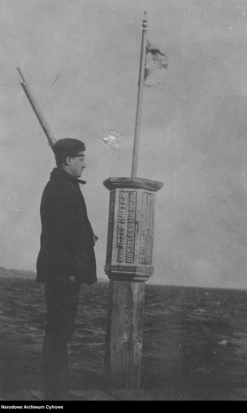 """image.from.collection.number """"Zaślubiny Polski z morzem w 1920 r."""""""