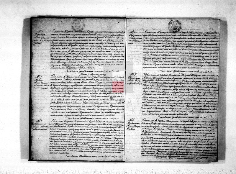 """image.from.unit """"Kniga duplikat o rodiwšichsja, brakosočetawšichsja i umeršich Sveto-Jezerskago prichoda s 1875 goda"""""""