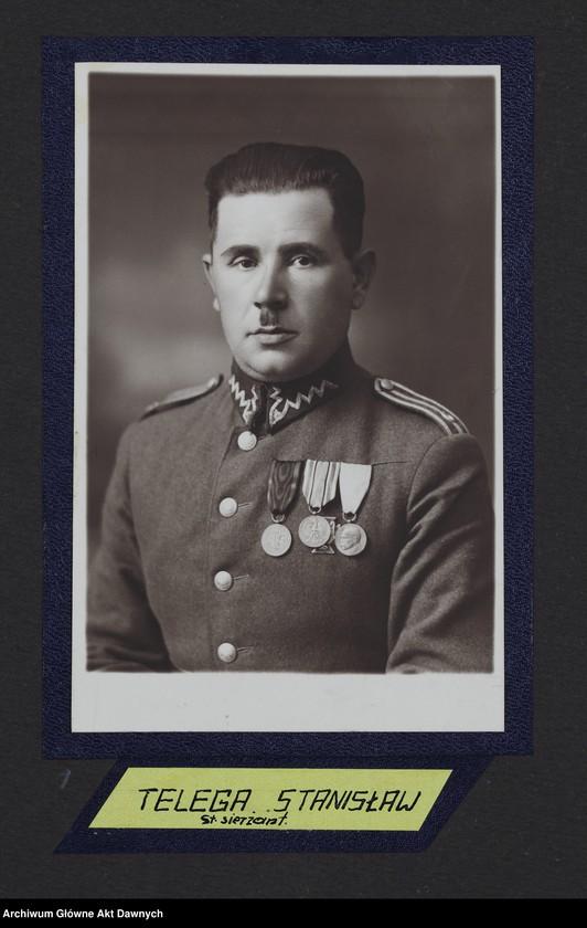"""Obraz 7 z jednostki """"Zbiór fotografii. Album Korpus podoficerów zawodowych 6 pułku piechoty Legionów. Wilno 28 VII 1934."""""""