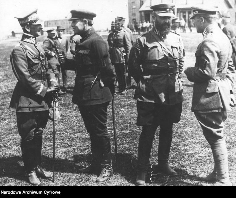 """Obraz 1 z jednostki """"Wojna polsko-radziecka"""""""
