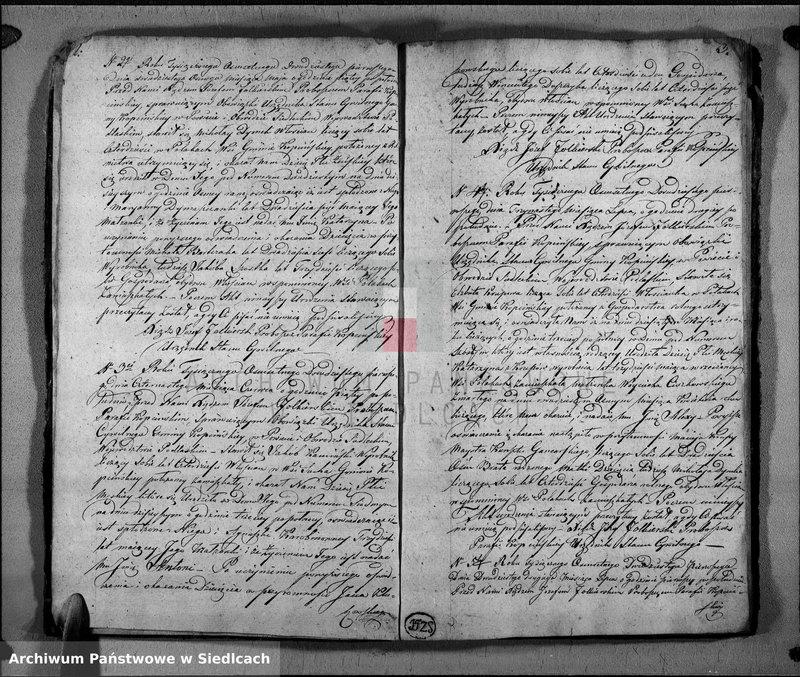 """image.from.unit """"Akta urodzin, małżeństw, zgonów [od 1.05.1821 do końca roku]"""""""