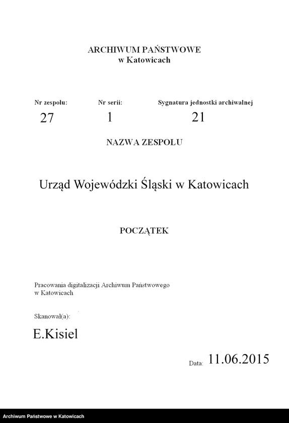 """Obraz 3 z jednostki """"[Album fotograficzny uroczystości 15 rocznicy III powstania śląskiego]"""""""