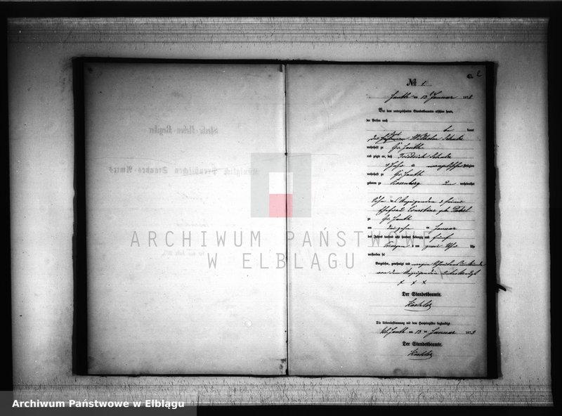 """image.from.unit """"Księga zgonów 1875 rok"""""""