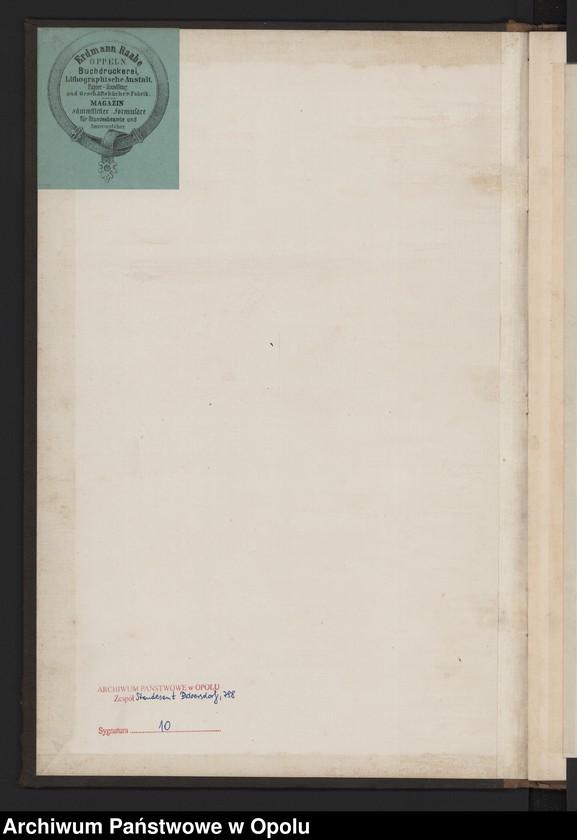"""Obraz z jednostki """"Geburts-Neben-Register Standesamts Dobersdorf pro 1883"""""""