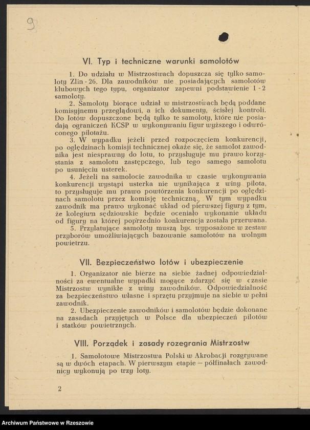 """Obraz 10 z jednostki """"Lotnictwo"""""""