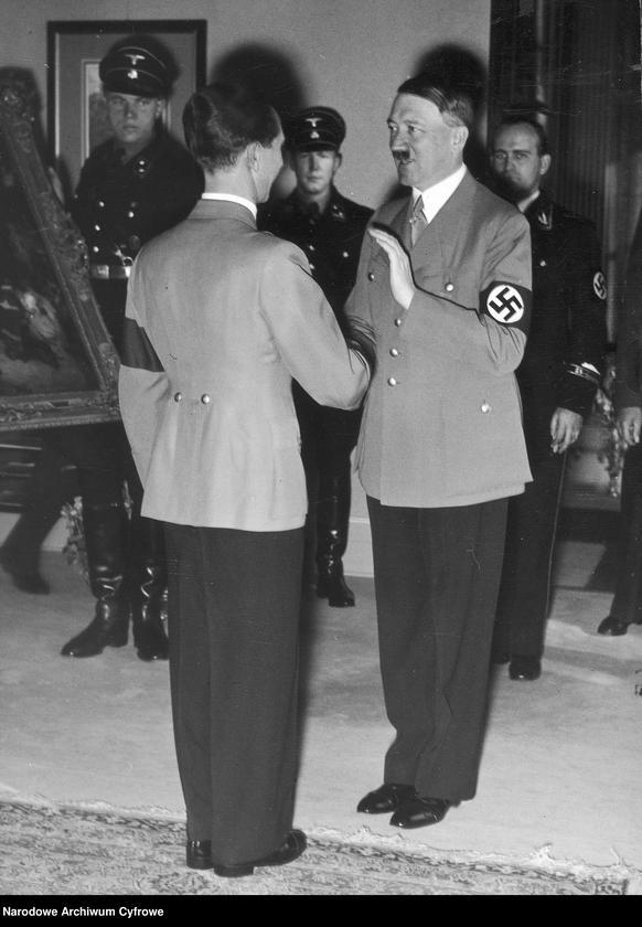 """Obraz 3 z jednostki """"Jubileusz czterdziestych urodzin ministra propagandy III Rzeszy Josepha Goebbelsa"""""""