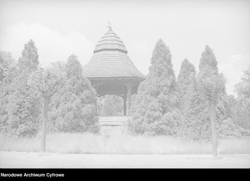 Obiekt Altana w Parku im. Stanisława Staszica. z jednostki Częstochowa