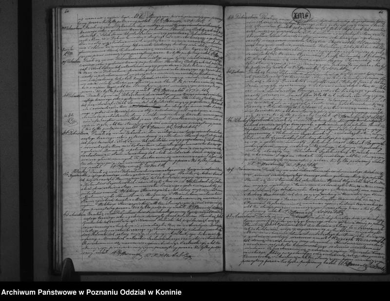 """Obraz 2 z kolekcji """"Polegli i zmarli z ran powstańcy 1863 roku."""""""