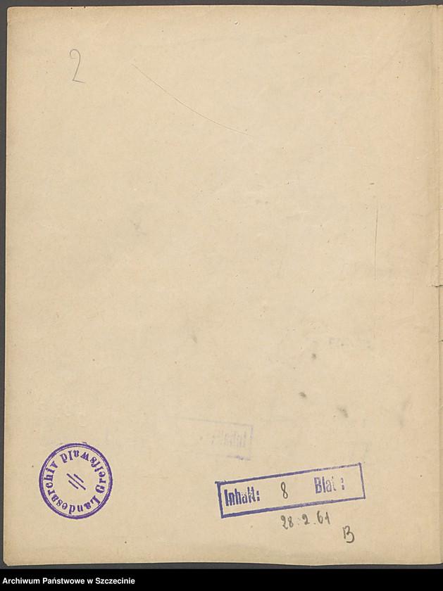 "Obraz z jednostki ""Paul Lockstedt zu Hindenburg [Kościuszki] contra Paul Lockstedt zu Korrentin in po debiti."""