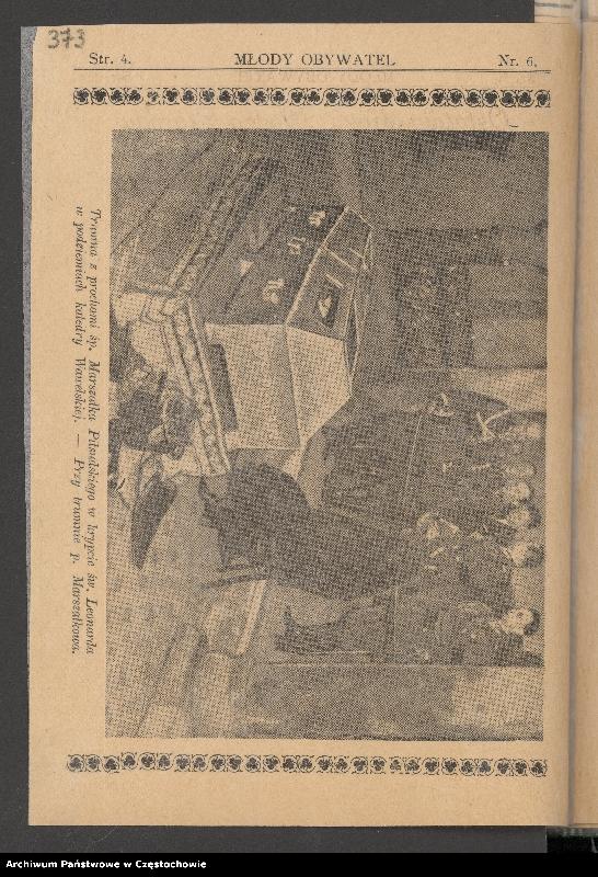 """Obraz 4 z kolekcji """"85 rocznica śmierci Józefa Piłsudskiego"""""""