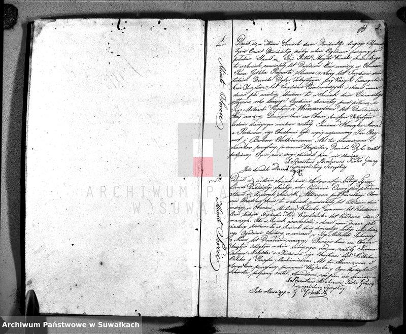 """image.from.unit """"Księga Duplicat Aktow Urodzonych Proboszcza i Urzędnika Stanu Cywilnego Parafii Ewangelickiey Sereyskiey Rok 1826"""""""