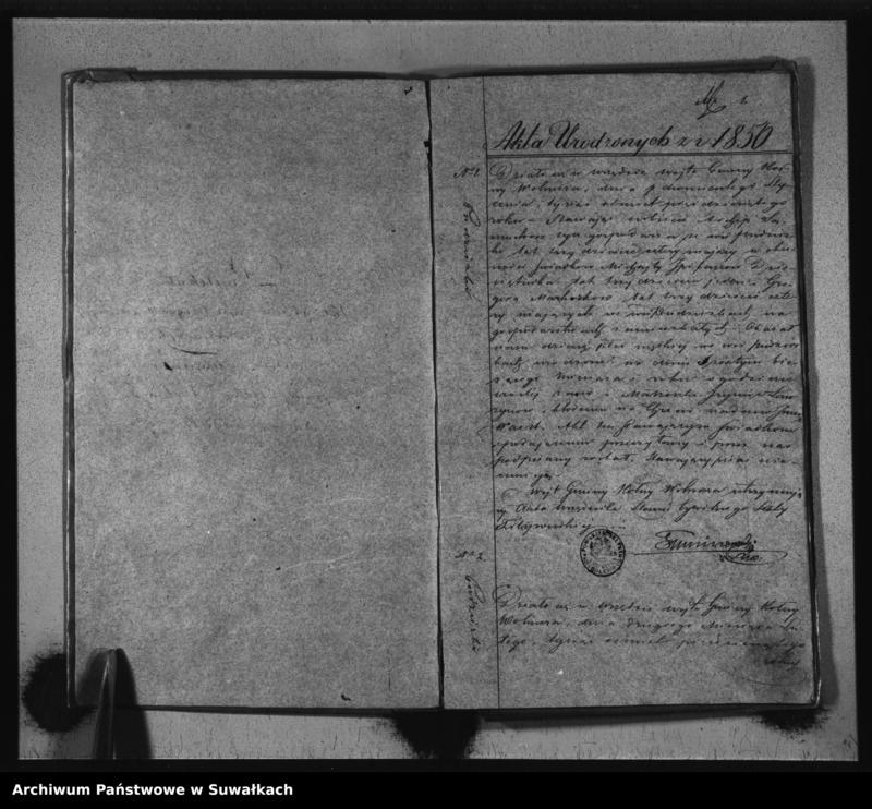 """image.from.unit """"Duplikat Sekty Filiponów gminy Hołny Wolmera z 1850 roku"""""""