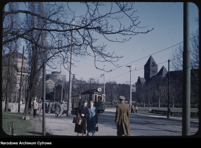 """Obraz 6 z kolekcji """"Poznań 1959"""""""