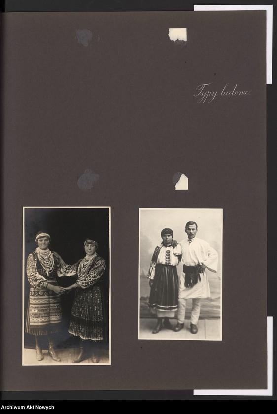 """Obraz 8 z kolekcji """"Polskie stroje ludowe"""""""