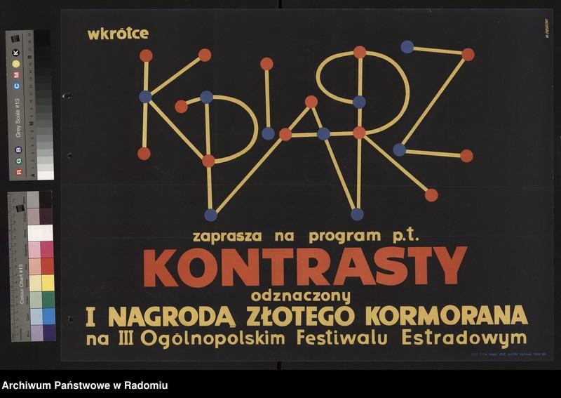 "Obraz 18 z kolekcji ""plakat polski"""