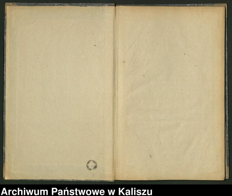 """Obraz 3 z jednostki """"Księga akt urodzeń, małżeństw, zgonów (duplikat)"""""""