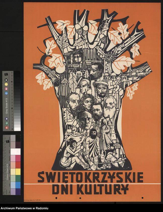 "Obraz 22 z kolekcji ""plakat polski"""