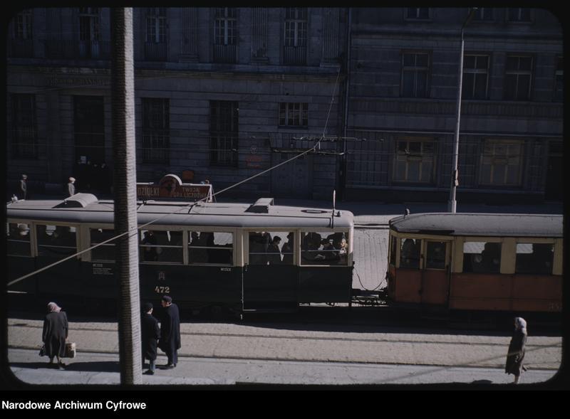 """Obraz 8 z kolekcji """"Poznań 1959"""""""