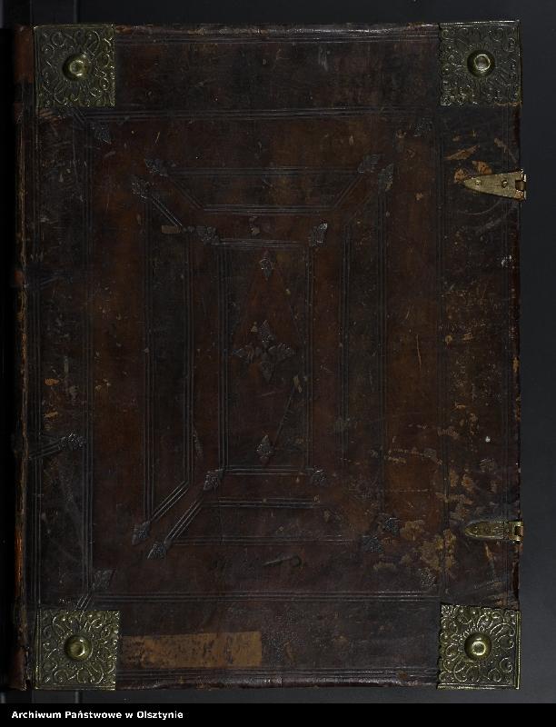 """Obraz 11 z kolekcji """"Najcenniejsze zbiory Archiwum Państwowego w Olsztynie"""""""