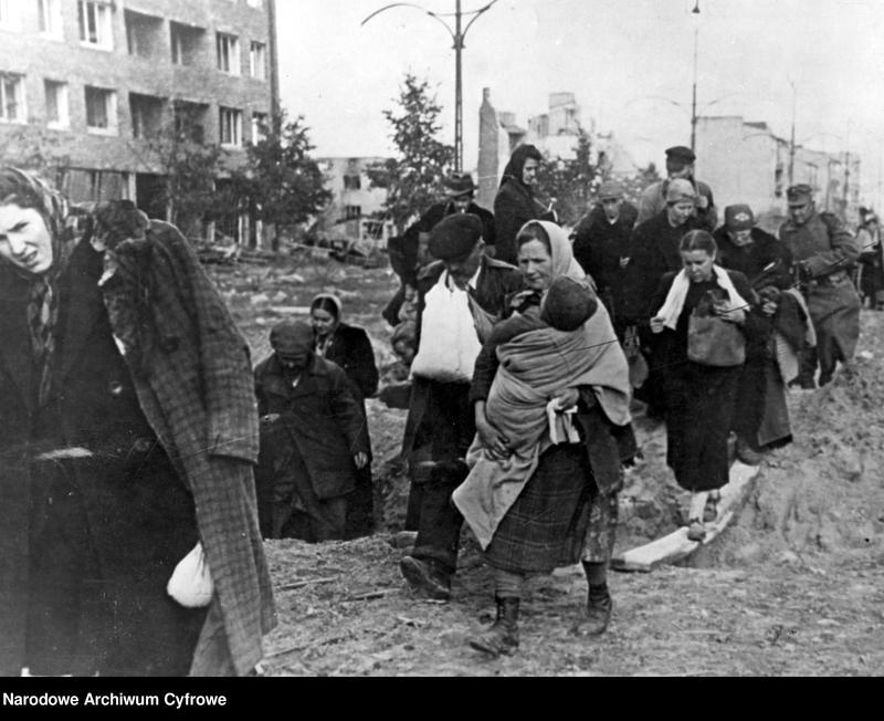 """Obraz 10 z kolekcji """"Powstanie Warszawskie 1944"""""""